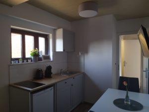 Apartma 3, kuhinja