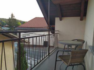 Apartma 3, razgled