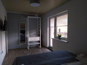 Apartma 3, spalnica in omara
