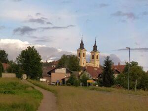 Cerkev Velike Lašče